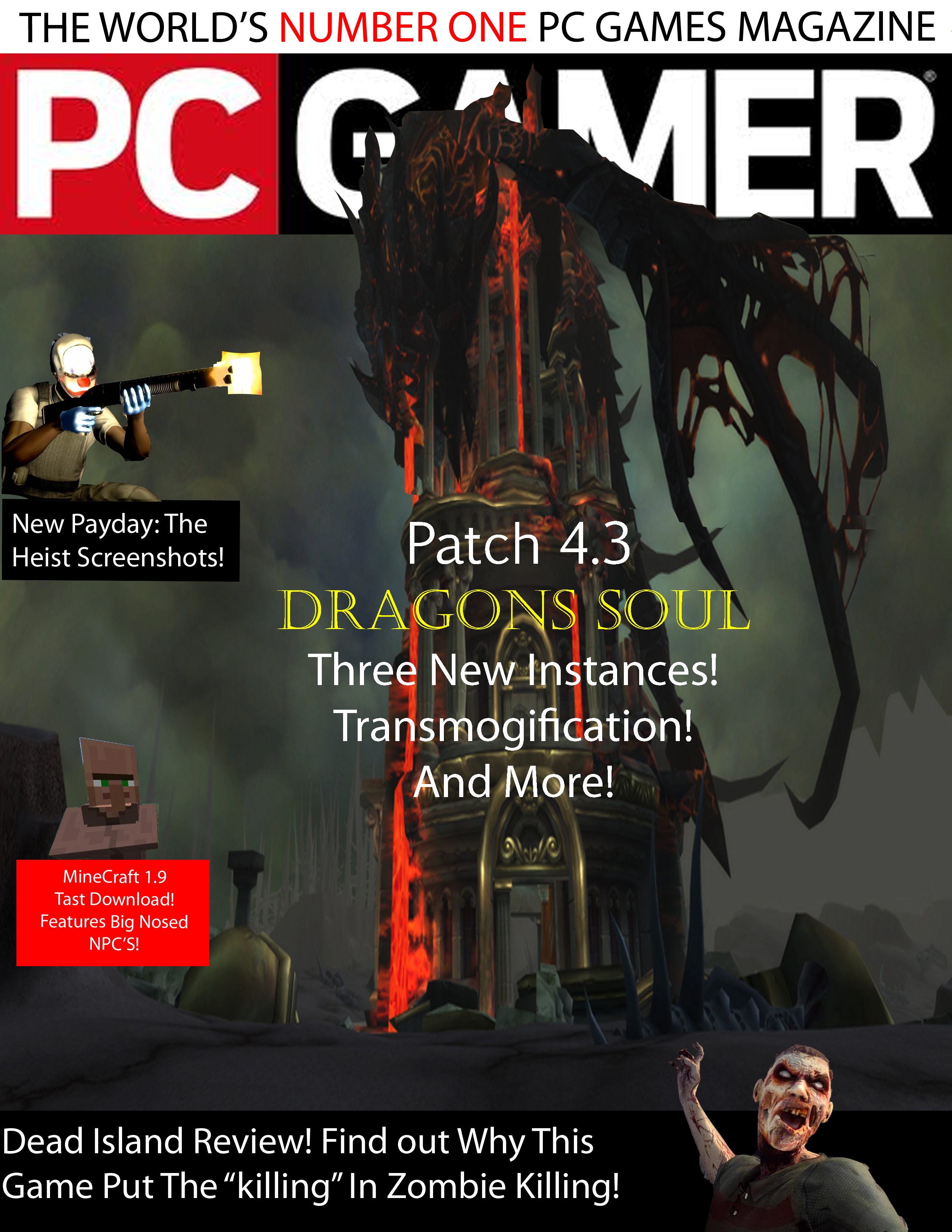 Magazine Front – PC Gamer | cchappel